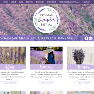 Michigan Lavender Festival